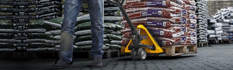 Jungheinrich Hand Pallet Trucks