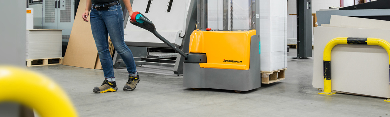 Jungheinrich Electric Stackers